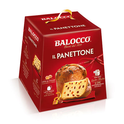 BALOCCO PANETTONE CLASSICO CAKES 1000G