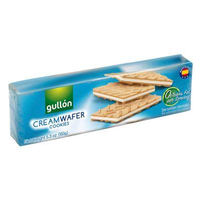 GULLON CREAM WAFER 150G
