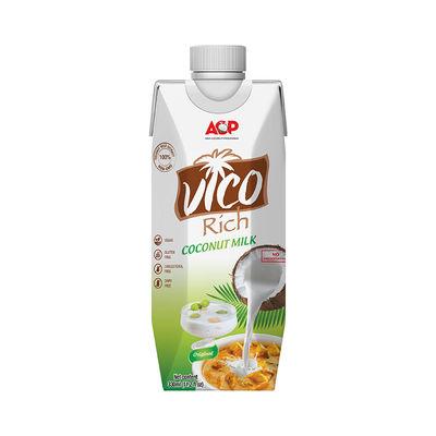 VICO COCONUT MILK UHT 17% 330ML