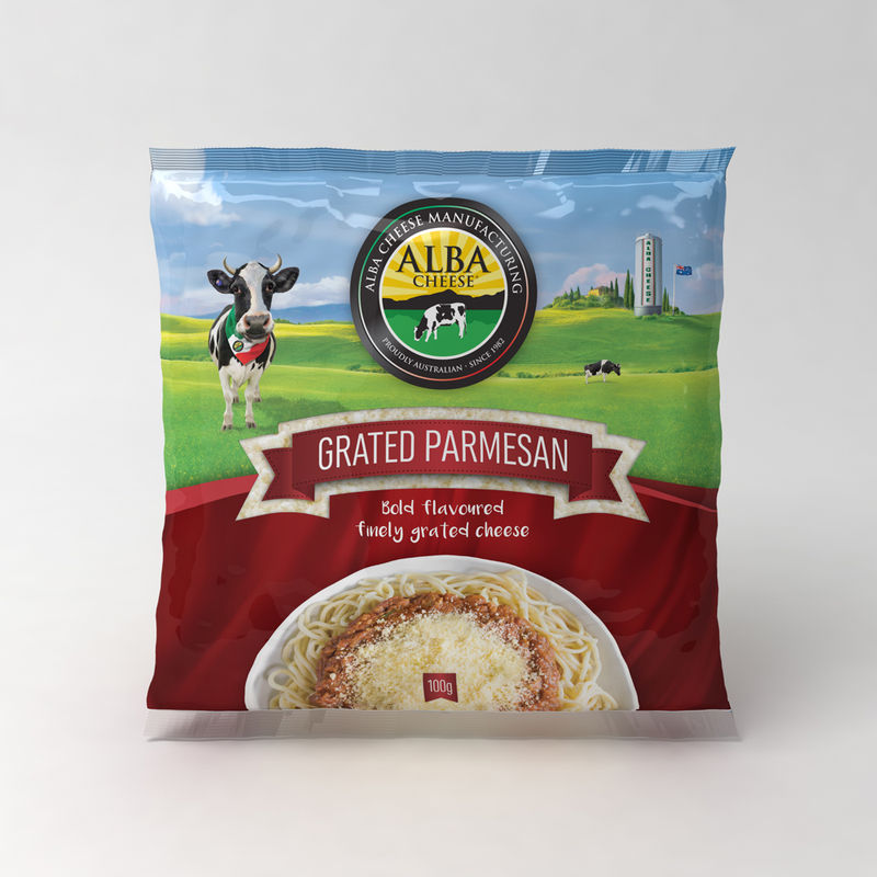 PARMESAN GRATED CHEESE 100G image number 0