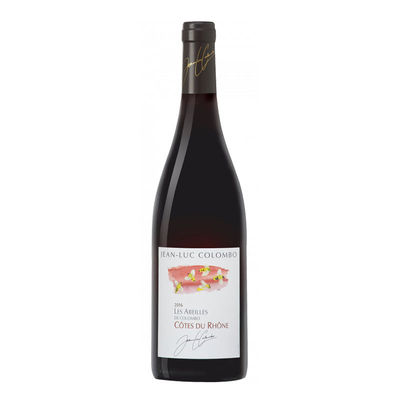 JEAN-LUC COLOMBO CDR LES ABEILLES ROUGE 2016 (RED) 750ML