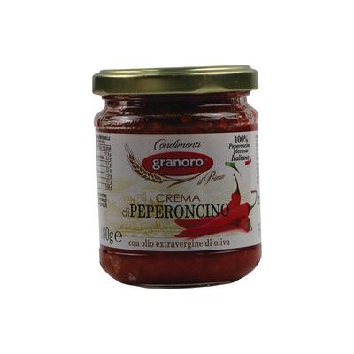 GRANORO PEPERONCINO CREAM 180G