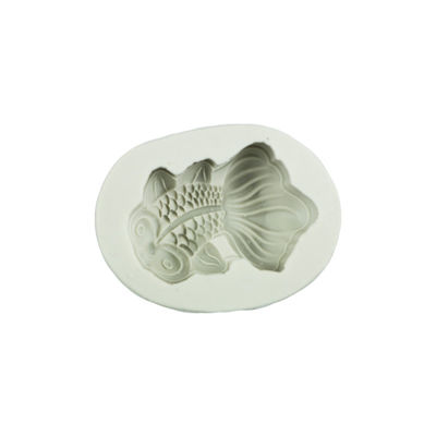 REDMAN GOLD FISH MOONCAKE SILICON MOULD 72G