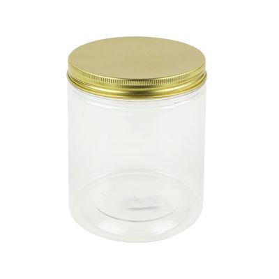 REDMAN ROUND PET CONTAINER GOLD ALUMINIUM CAP 820ML