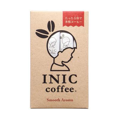 INIC COFFEE POWDER  SMOOTH AROMA (12P)
