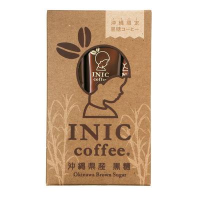 INIC COFFEE OKINAWA BROWN SUGAR (6CUPS)