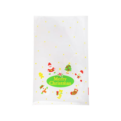 OTHERS COOKIE BAG X'MAS C189 100PC