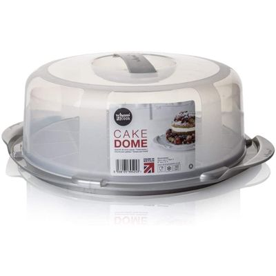 WHAM WHAM COOK ROUND CAKE DOME 30X10CM