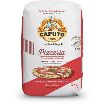 CAPUTO PIZZA FLOUR TIPO 00 1KG