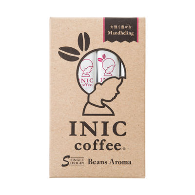 INIC MANDHELING COFFEE POWDER (12P)