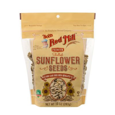 BOB'S RED MILL SUNFLOWER SEED KERNEL 10OZ