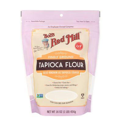 TAPIOCA FLOUR 16OZ