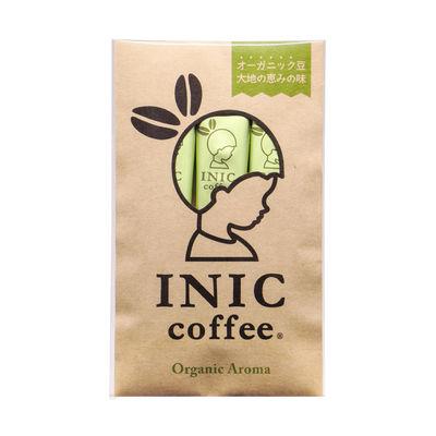 INIC COFFEE ORGANIC AROMA (3P)