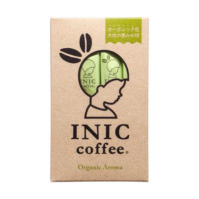 INIC COFFEE ORGANIC AROMA (12P)