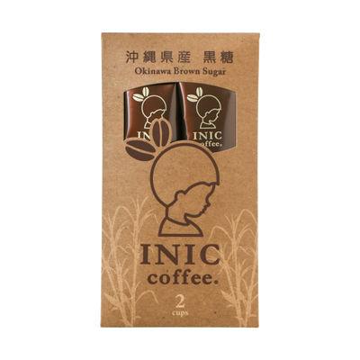 INIC COFFEE OKINAWA BROWN SUGAR(2CUPS)