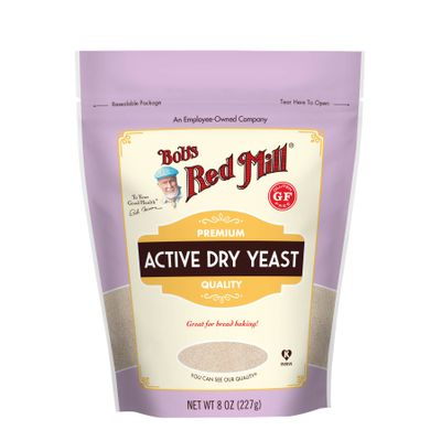 BOB'S RED MILL YEAST ACTIVE DRY 8OZ