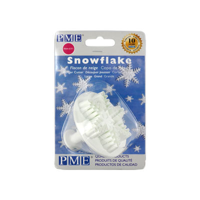 PME PLUNGER CUTTER LARGE SNOWFLAKE 55MM