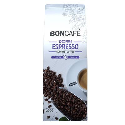 BONCAFE ESPRESSO COFFEE BEANS 200G