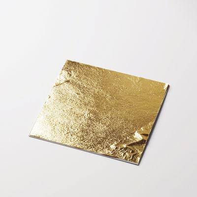HAKUICHI DECOR GOLD LEAF SQUARE 109MM 10PC