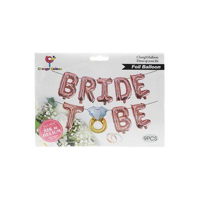 BALLOON BRIDE TO BE SET