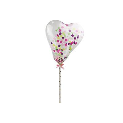 REDMAN BALLOON HEART PINK DECOR INSERT