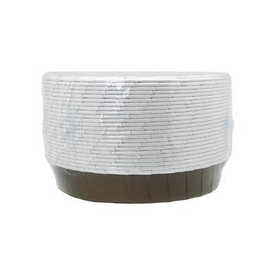 REDMAN SOUFFLE BAKING PAN 15X3.5CM BROWN 25PC