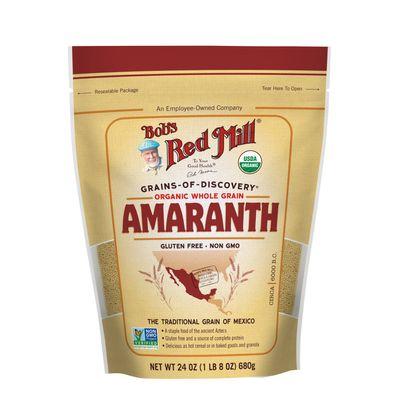 AMARANTH GRAIN ORG/BOB'S R M 24OZ