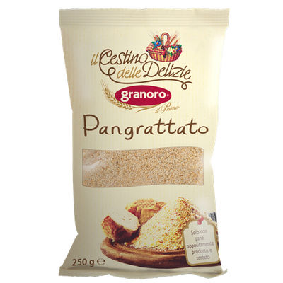 GRANORO BREADCRUMS (CARX30PACX250G)