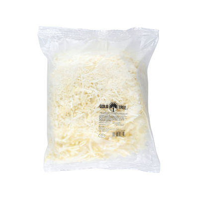 GOLDTREE PIZZA TOPPING MOZZARELLA CHEESE SHREDDED 1KG