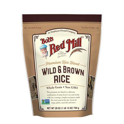 BOB'S RED MILL WILD/BROWN RICE MIX 28OZ