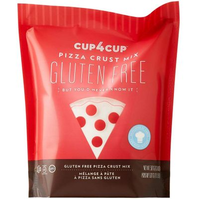 CUP4CUP GLUTEN FREE PIZZA CRUST MIX 1.1LB