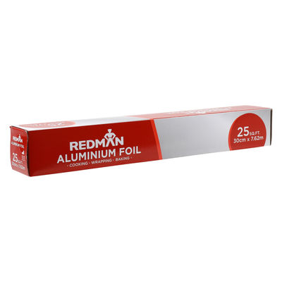 REDMAN ALUMINUM FOIL 30CMX7.62M