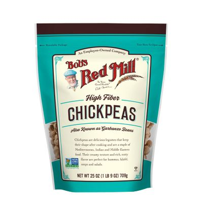 BOB'S RED MILL BEANS CHICKPEAS 25OZ