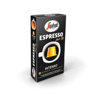 SEGAFREDO INTENSO COFFEE CAPSULE 10'SX5.1G