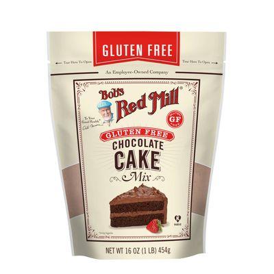 BOB'S RED MILL GLUTEN FREE CHOCOLATE CAKE MIX 16OZ