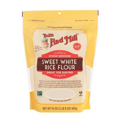 GF SWEET WHITE RICE FLOUR 24OZ