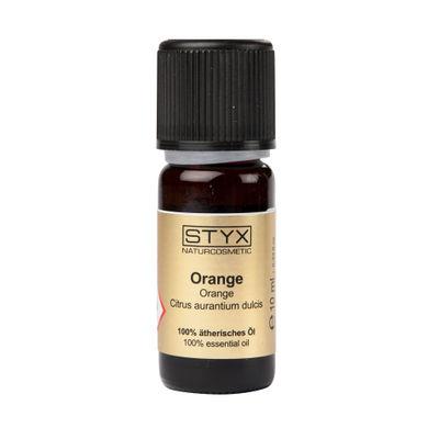 STYX ESSENTIAL OIL ORANGE 10ML