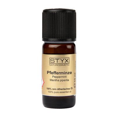 STYX ESSENTIAL OIL PEPPERMINT 10ML