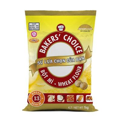 BAKERS' CHOICE WHEAT FLOUR FOR BREAD 1KG