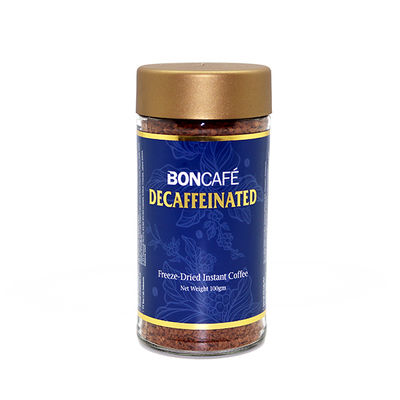 BONCAFE DECAFFEINATED INSTANT COFFEE 100G