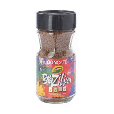 BONCAFE BRAZILIAN GOLD INSTANT COFFEE 50G