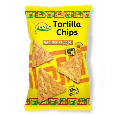 ZANUY NACHOS' CHEESE TORTILLA CHIPS 200G