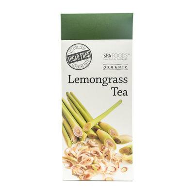 SPA FOODS ORGANIC LEMONGRASS TEA 15S
