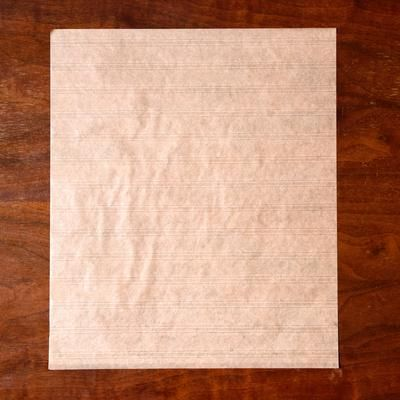 """FORMATICUM 2PLY BROWN PLAIN CHEESE PAPER 12X19"""" 15PC"""