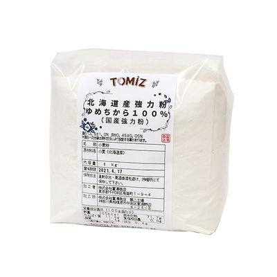 TOMIZ BREAD FLOUR (YUMECHIKARA 100% WHEAT)1KG