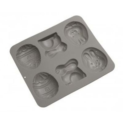 TOMIZ SILICONE MOULD PAN EASTER
