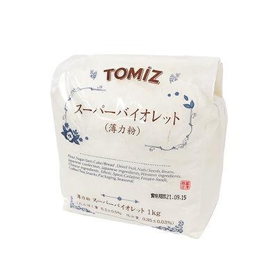 TOMIZ SUPER VIOLET CAKE FLOUR 1KG