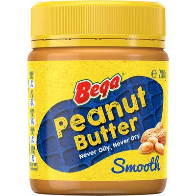 Bega Peanut Butter Smooth 200g