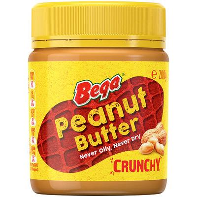 Bega Peanut Butter Crunchy 200g