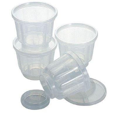 CAKE LAND JELLY MOULD DIA75X63MM 4PC